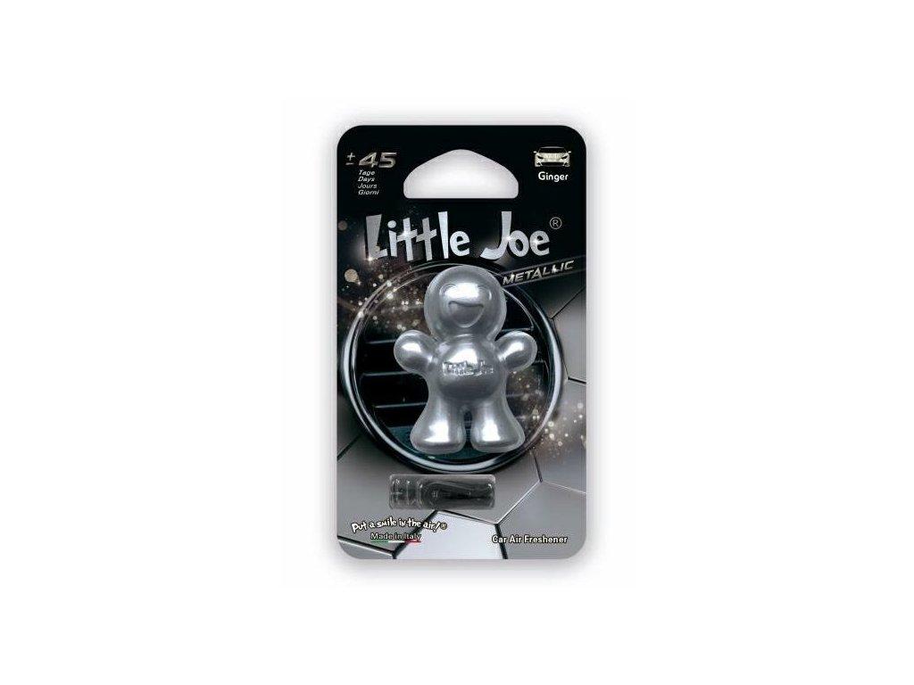 Little Joe Metallic Ginger osviežovač do auta