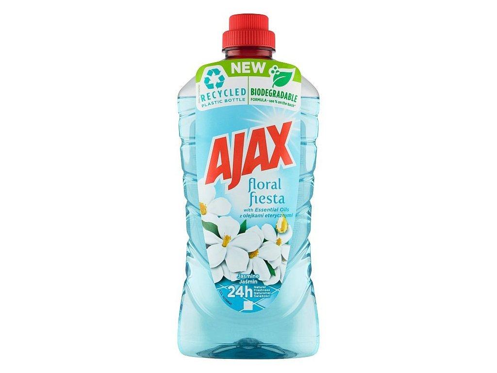 AJAX Floral Fiesta Jasmine čistiaci prostriedok na podlahy 1l