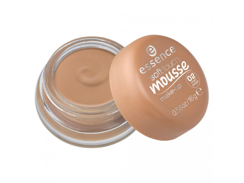 Essence Soft Touch Make up 16 g 02 Matt Beige