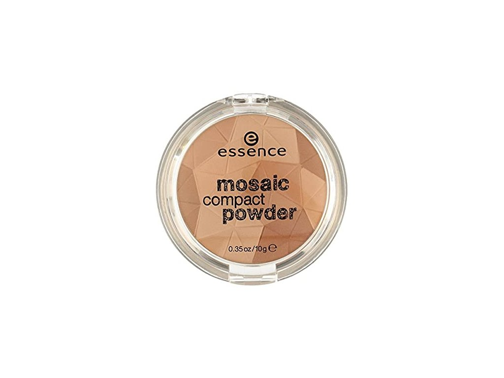 Essence Mosaic Kompaktný púder na tvár 04 Sunkissed Beauty 10g