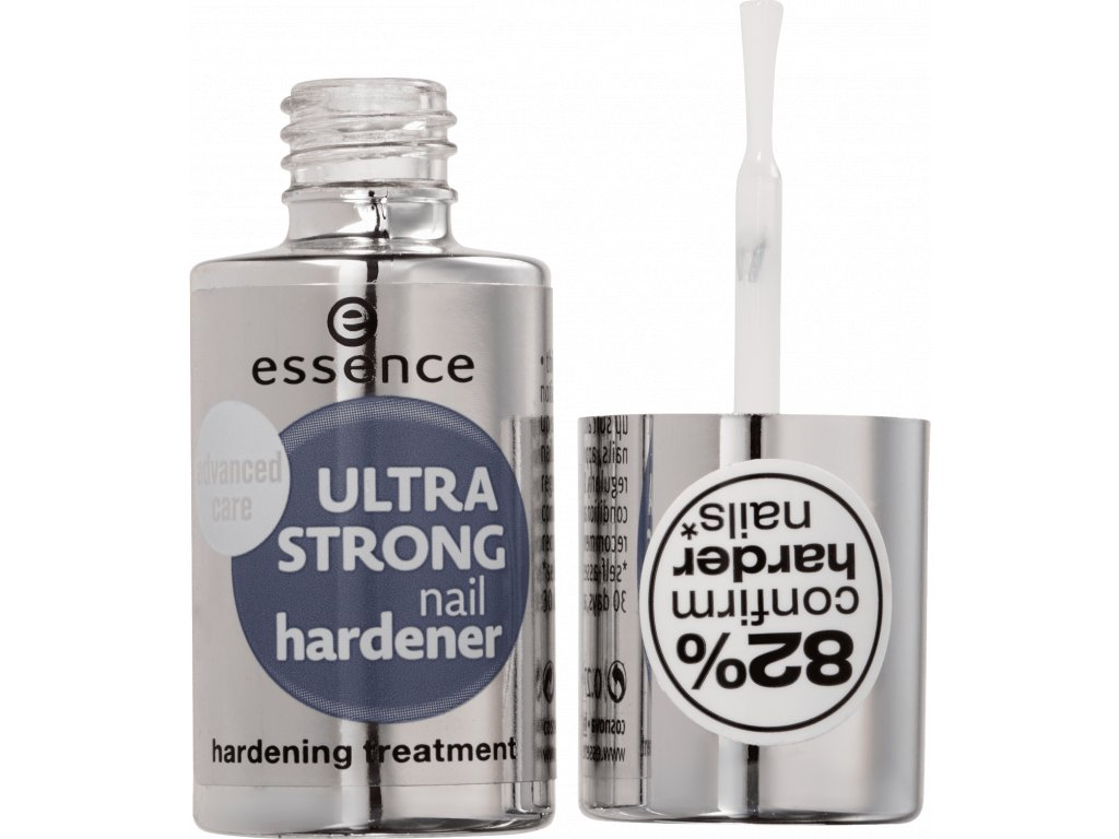 Essence Ultra Strong Nail Hardener posilňovač nechtov 8ml