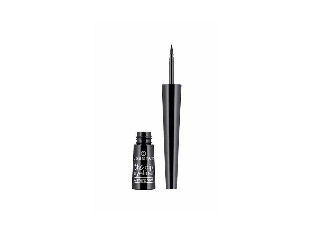 Essence The Dip Eyeliner Vodeodolná tekutá očná linka 2,5ml