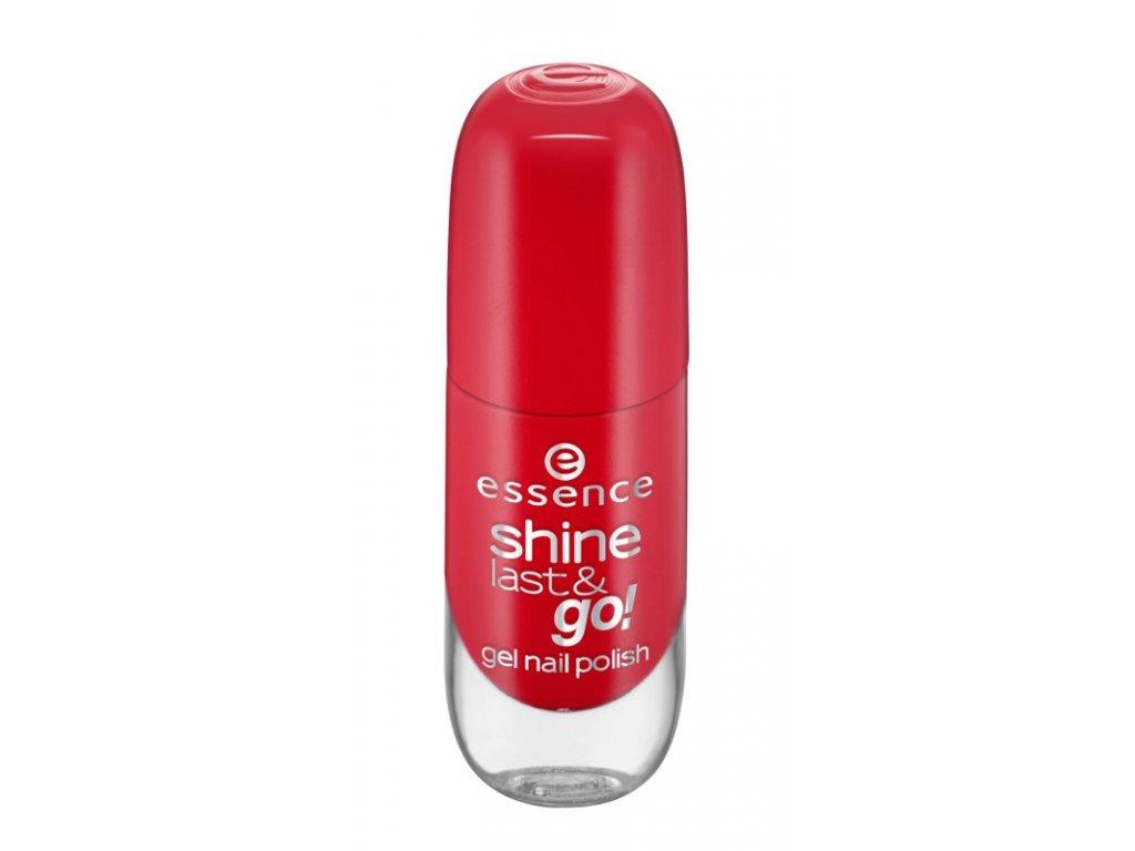 Essence Shine Last & Go! lak na nechty 46 Light it up 8ml