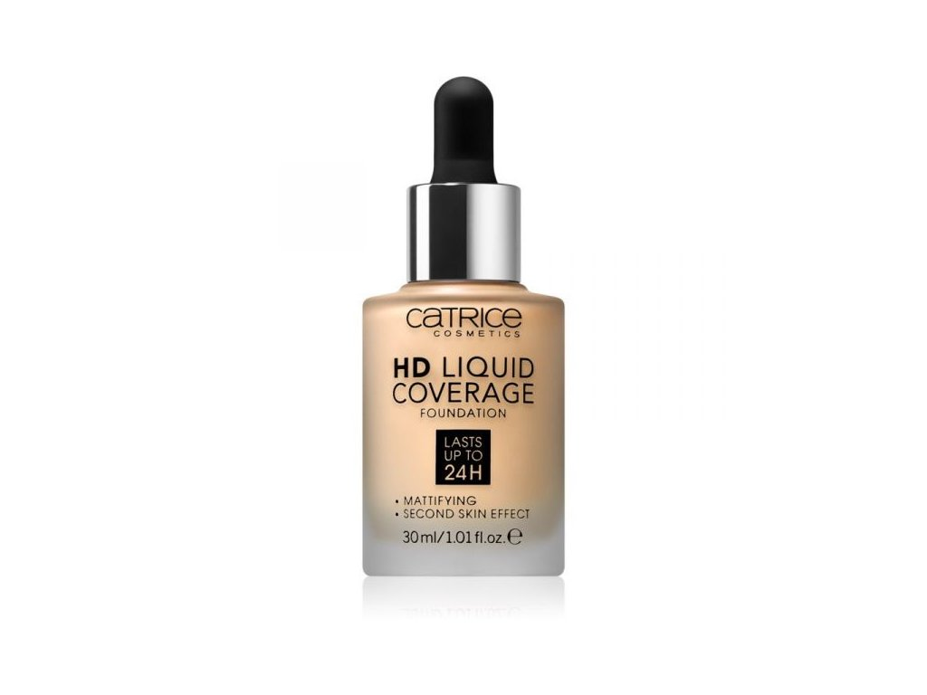 Essence HD Liquid Coverage Make up 036 Hazelnut Beige 30ml