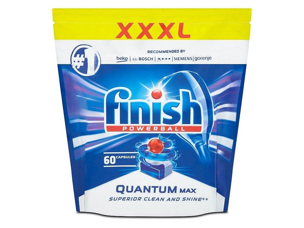 Finish Powerball Quantum Max tablety do umývačky riadu 60ks
