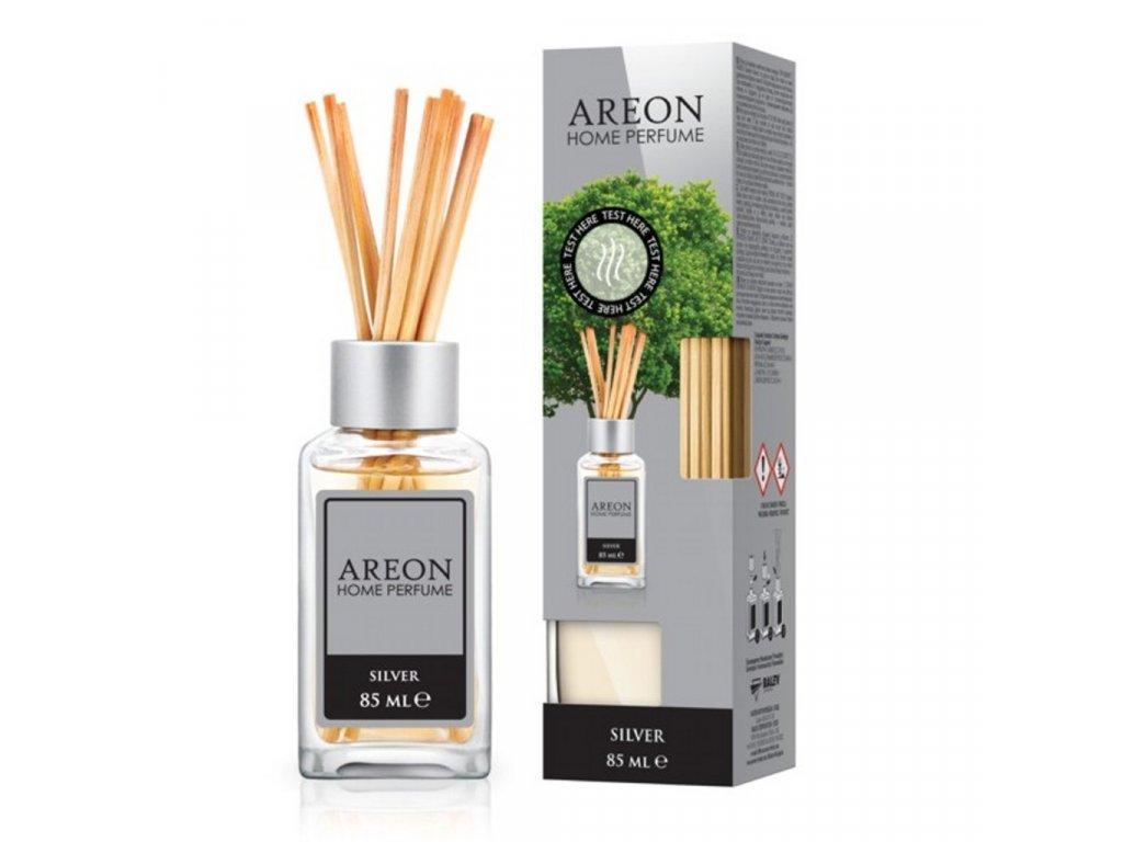 Areon Home Lux Silver vonné tyčinky 85ml