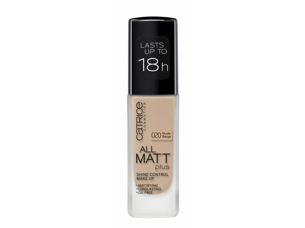 Catrice All Matt Plus Shine Control Make up 020 Nude Beige 30ml