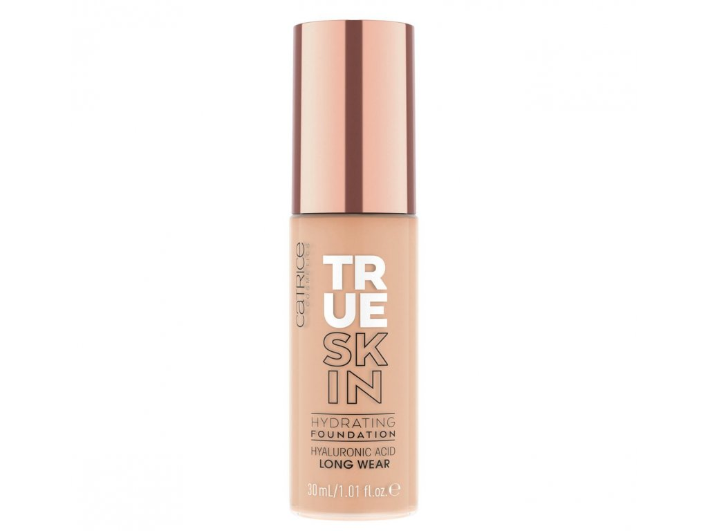 Catrice True Skin hydratačný make up 020 Warm Beige 30ml