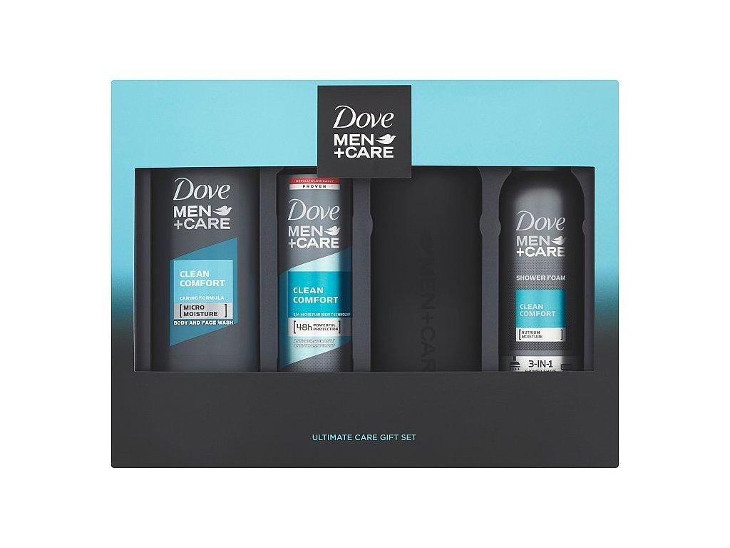 DOVE Men Ultimate care darčekový set