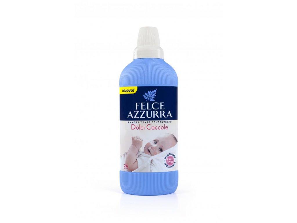 Felce Azzurra Sensitive avivážny prostriedok 600 ml 24PD