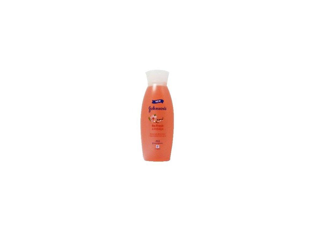 Johnson's Be Fresh & Indulge sprchový gél 250ml