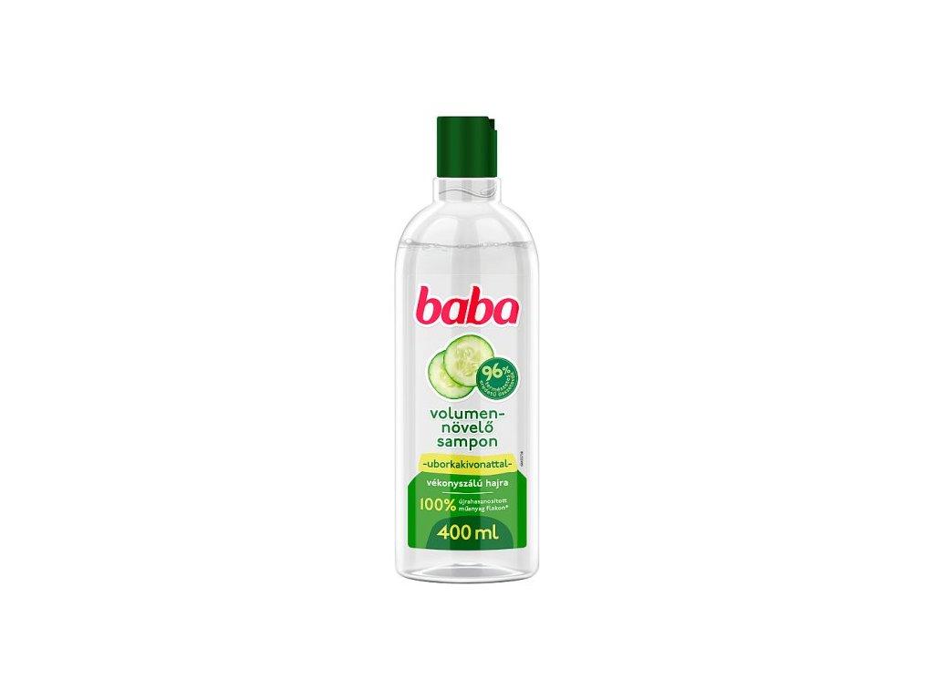 Baba šampón na objem vlasov 400ml