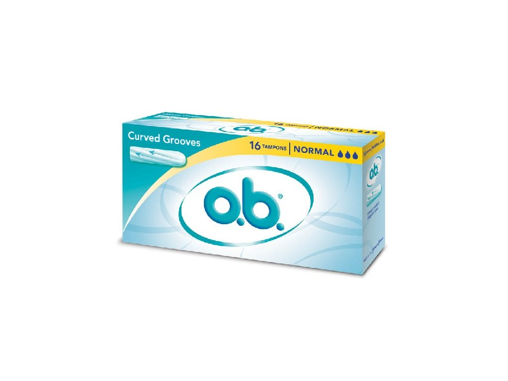 OB ProComfort Normal tampon 16ks