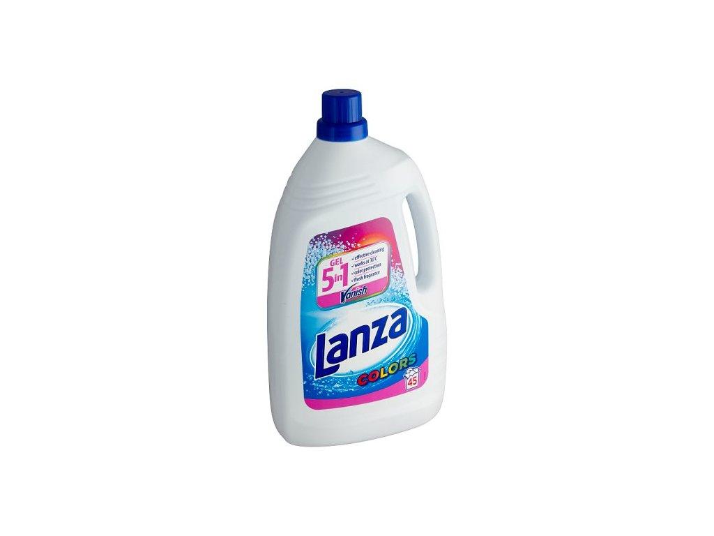Lanza gél na pranie color 2,97L 45PD