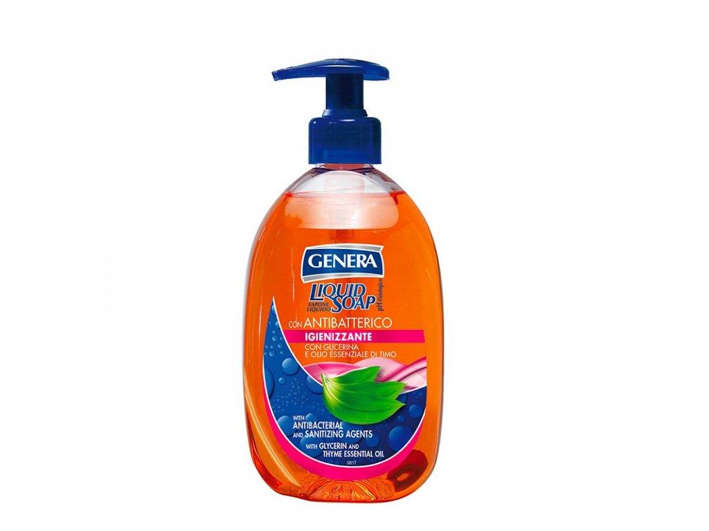 GENERA LIQUID SOAP WITH ANTIBACTERIAL AGENTS 500 ML