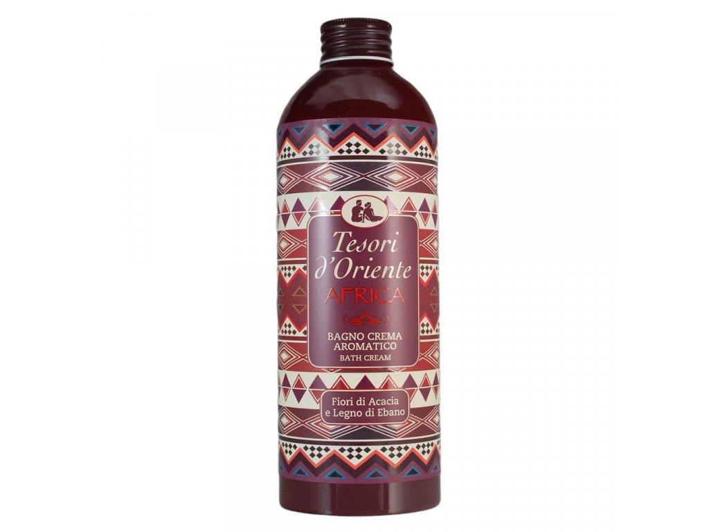 tesori doriente africa bath cream 500 ml