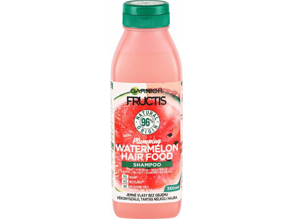 fructis vyplnujuci sampon na vlasy watermelon hair food