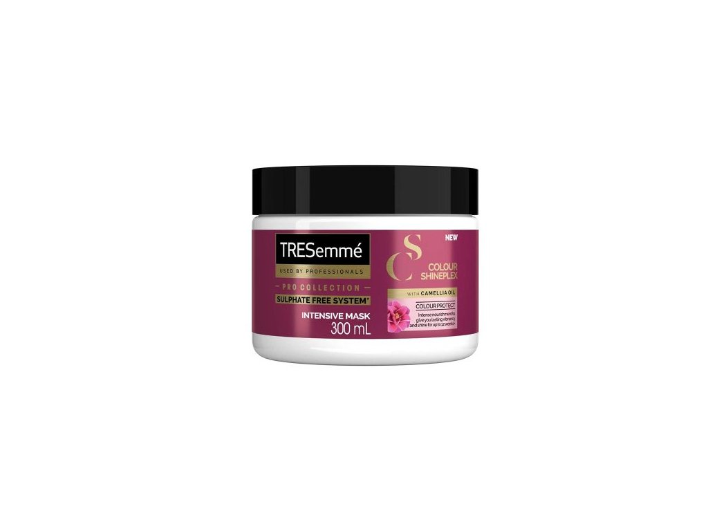 TRESemme Colour Shineplex Sulphate Free Intensive Mask 300ml 600x600
