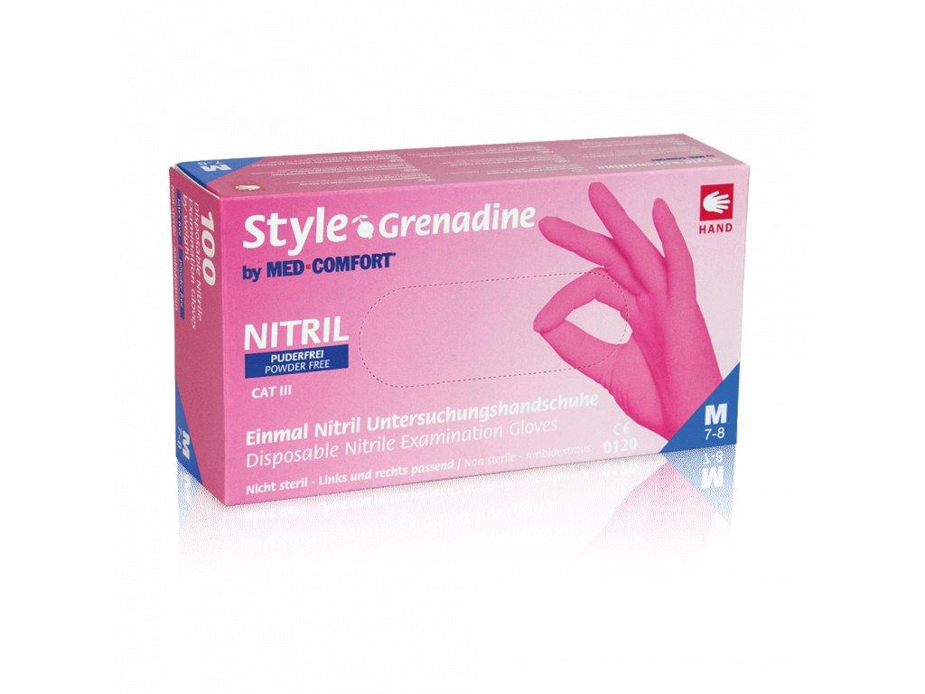 427 Nitril Style Grenadine