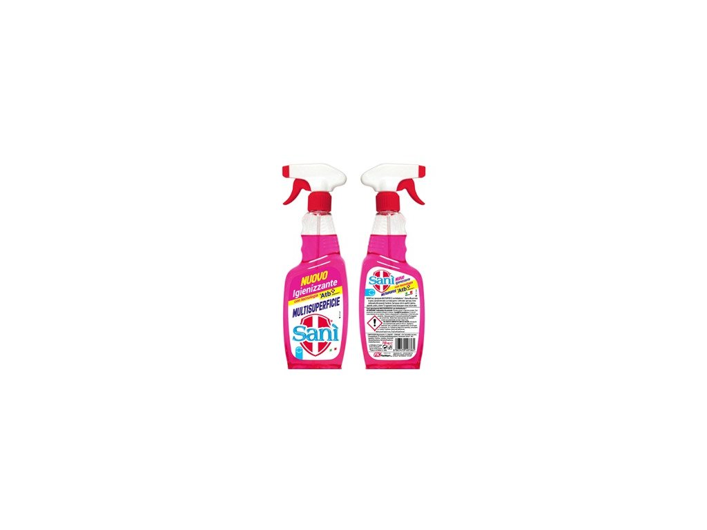 damina sani detergente spray igienizzante atb da 750ml