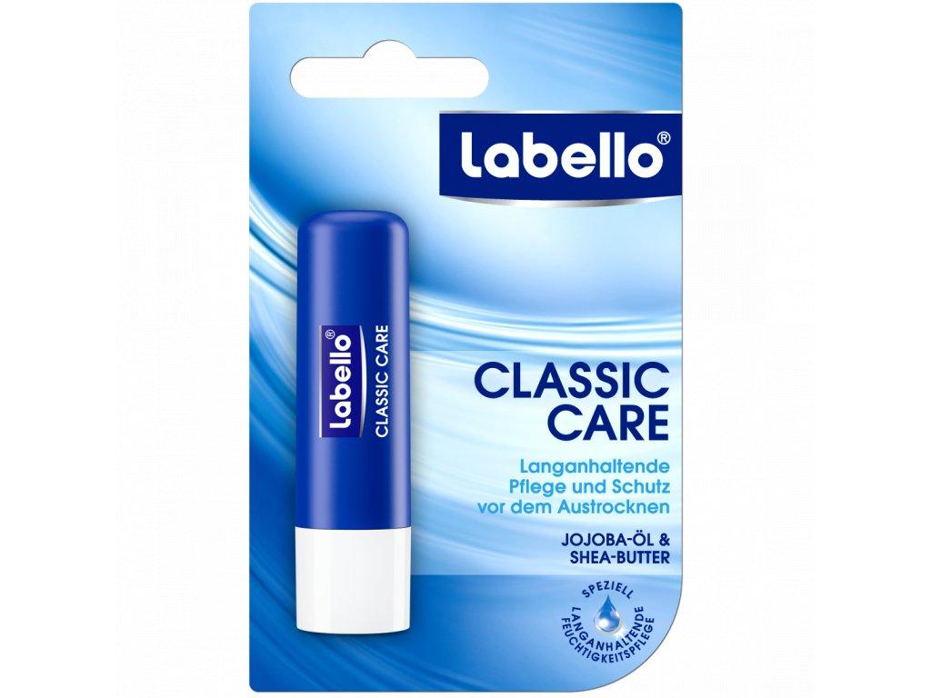Labello Classic Care tyčinka na pery 4,8g