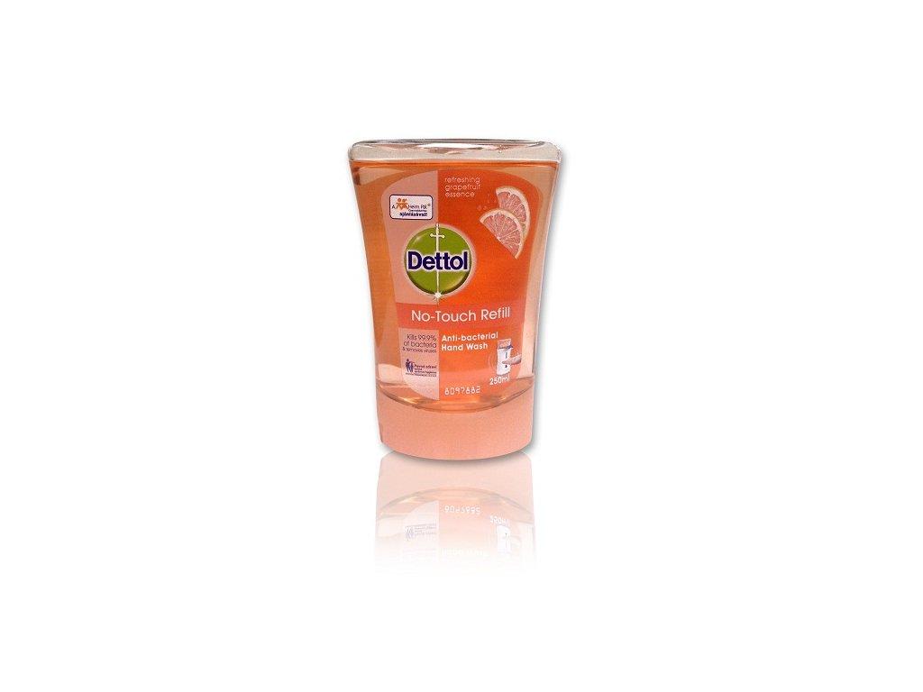 Dettol Vôňa grapefruitu tekuté mydlo náplň 250ml