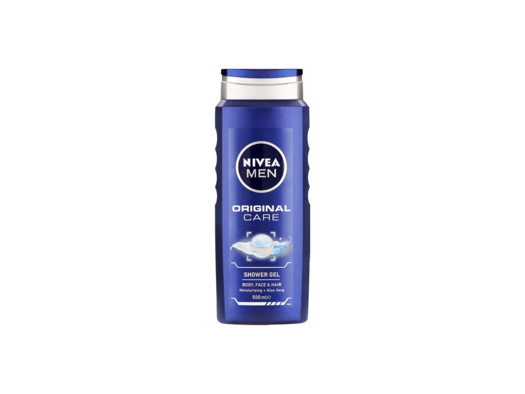 Nivea Men Original sprchový gél 500ml