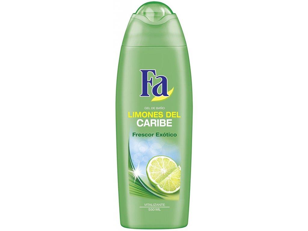 Fa Lemon sprchový gél 550ml