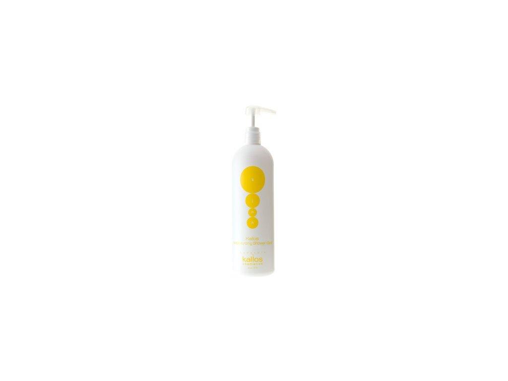 Kallos KJMN sprchový gél s vôňou mandarínky 1 l