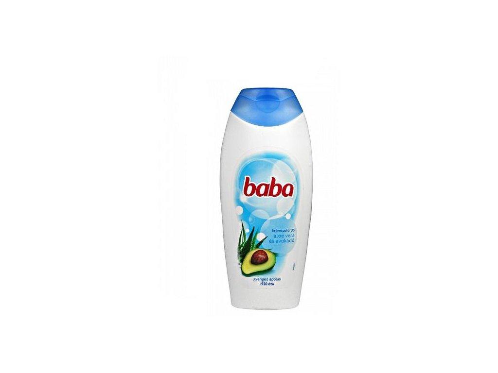 Baba Aloe & Avokado sprchový gél 400ml