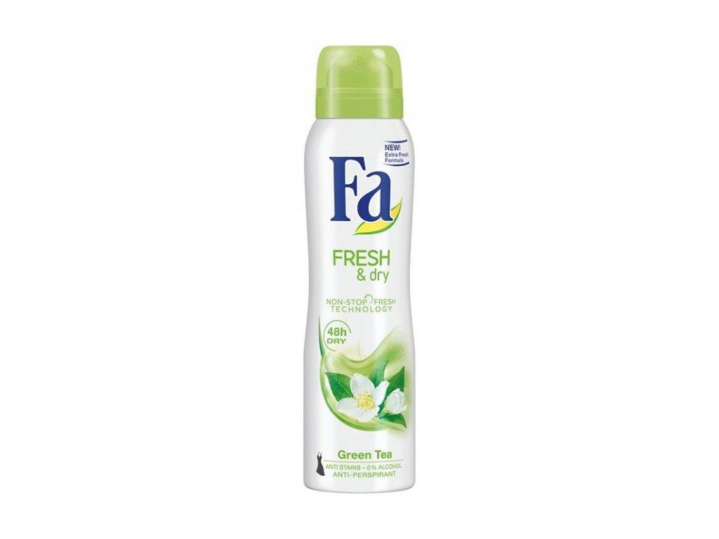 Fa Fresh & Dry Green Tea deodorant sprej 150ml