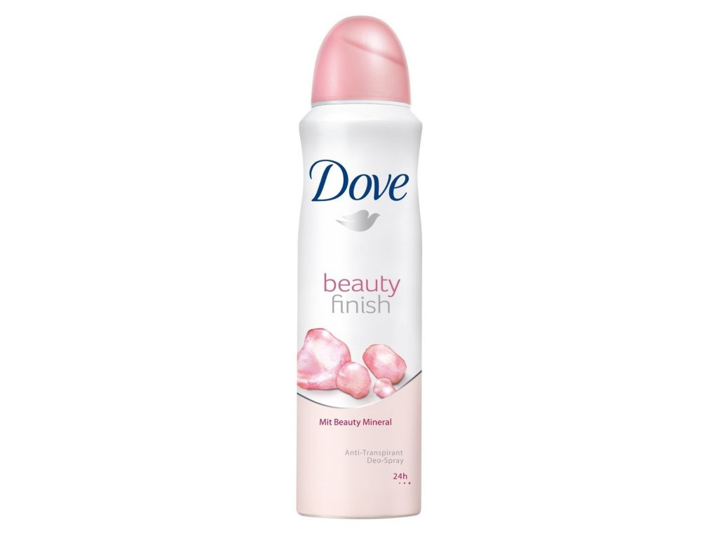 DOVE Beauty Finish deospray 150ml