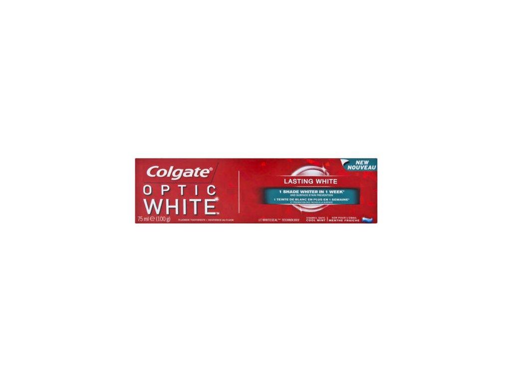 Colgate Optic White Lasting White zubná pasta 75ml
