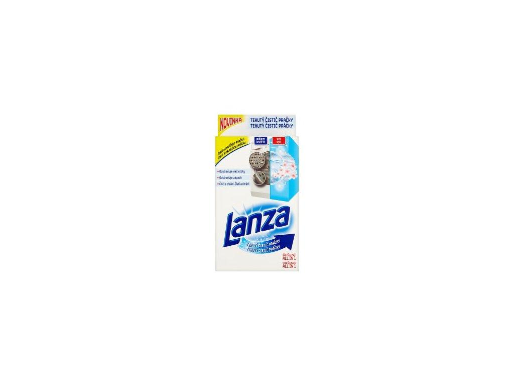 Lanza Tekutý čistič práčky 250 ml