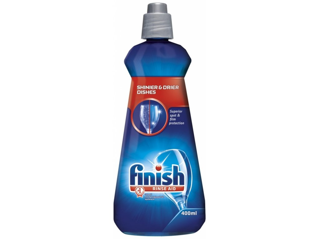 Calgonit Finish Shine & Dry, leštidlo do myčky 400 ml