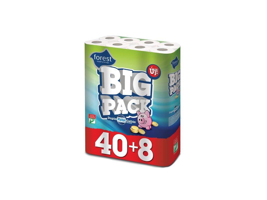 Forest Big Pack Duo toaletný papier 48ks