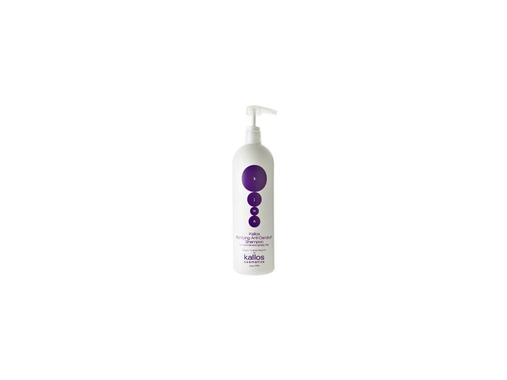 Kallos KJMN šampón proti lupinám 1000 ml