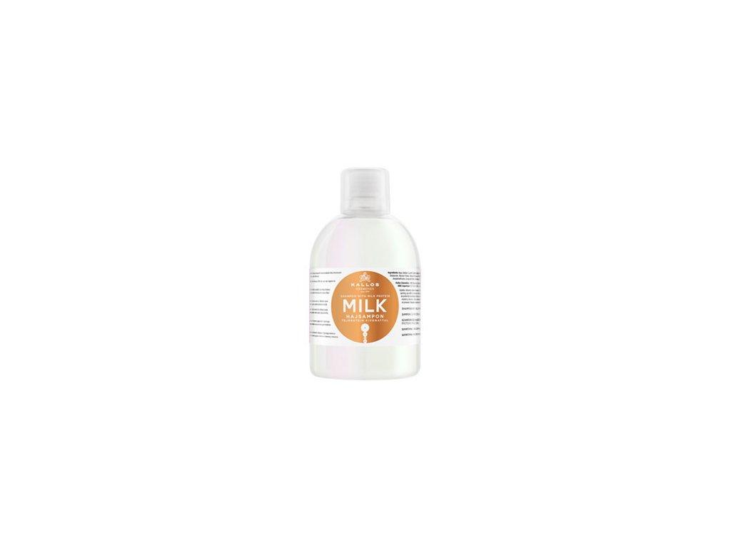 Kallos Milk šampón 1l