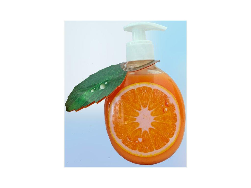 Lara Pomaranč tekuté mydlo 375ml