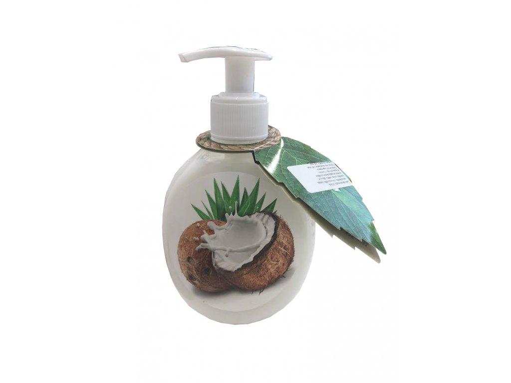 Lara Kokos tekuté mydlo 375ml