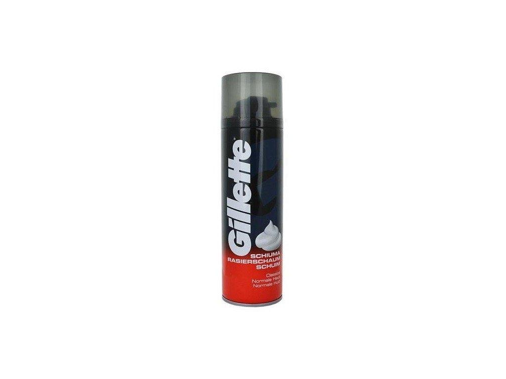 Gillette pena na holenie Classic 200ml