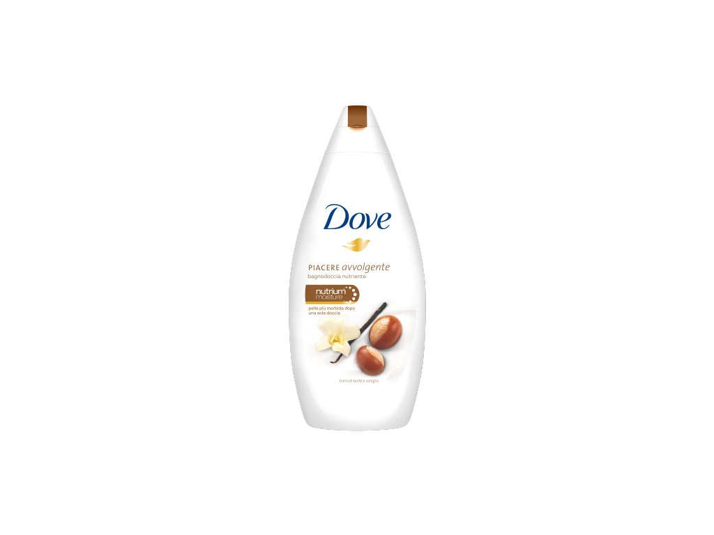 Dove Shea Butter sprchový gél 700ml