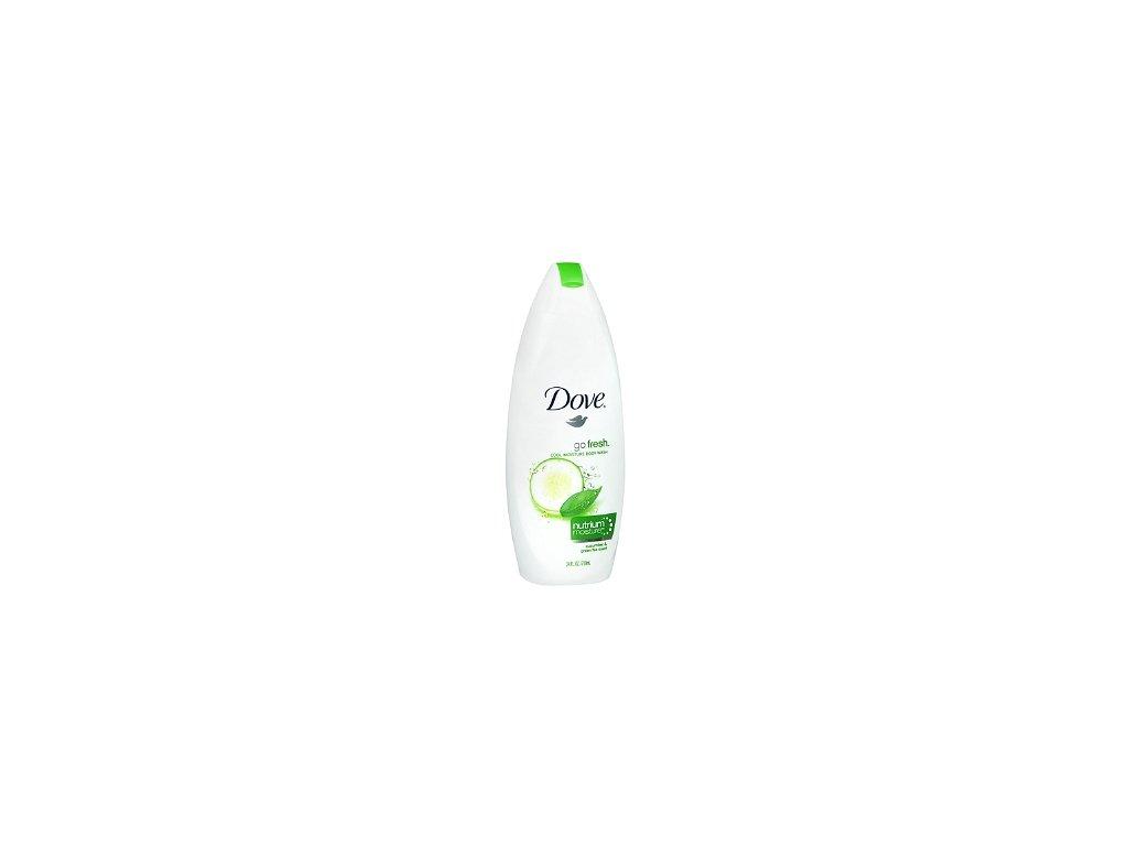 Dove Go Fresh Okurka a Zelený čaj sprchový gel 500ml