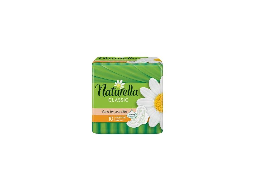 Naturella Classic Normal hygienické vložky 10ks