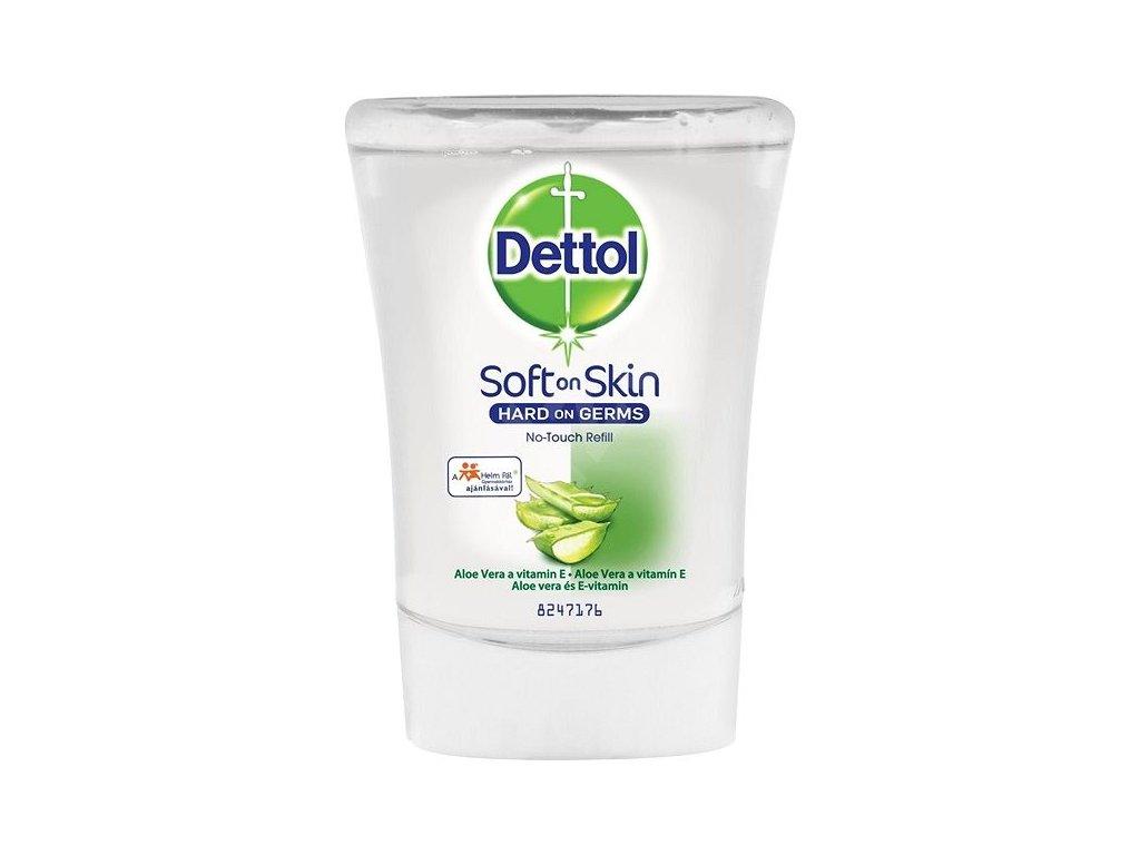 Dettol Aloe Vera tekuté mydlo náplň 250ml