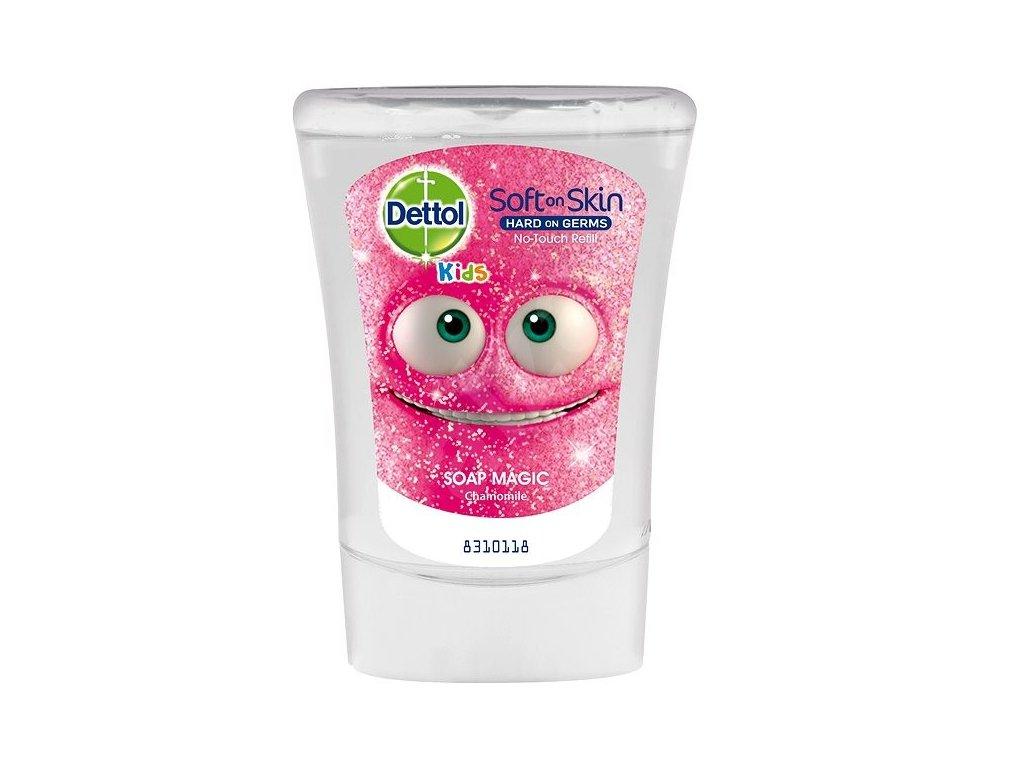 Dettol Kids Kuzelník tekuté mydlo náplň 250ml