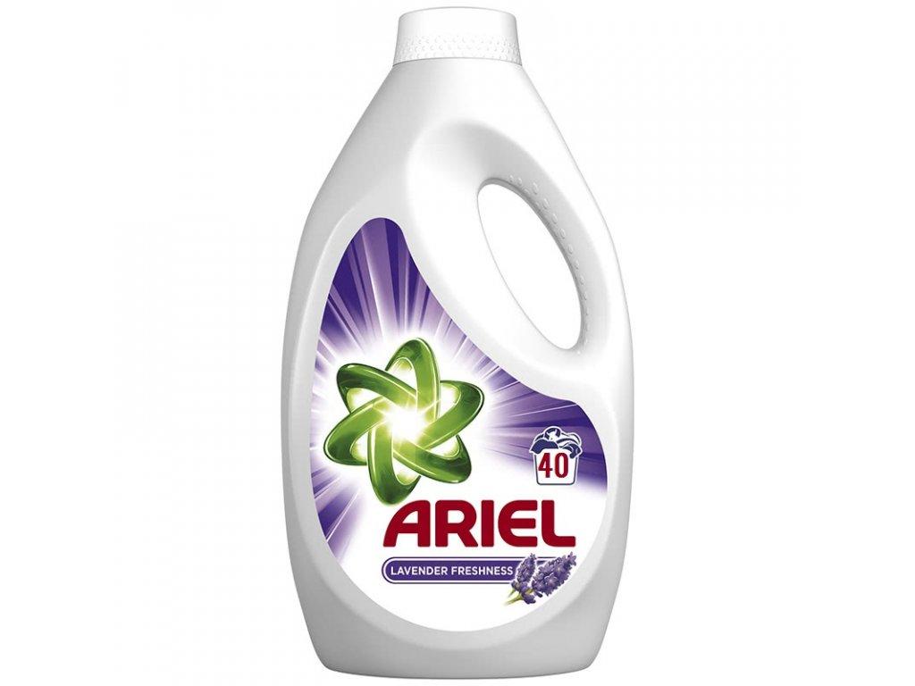 Ariel Levander Freshness gél na pranie 2,2l 40PD