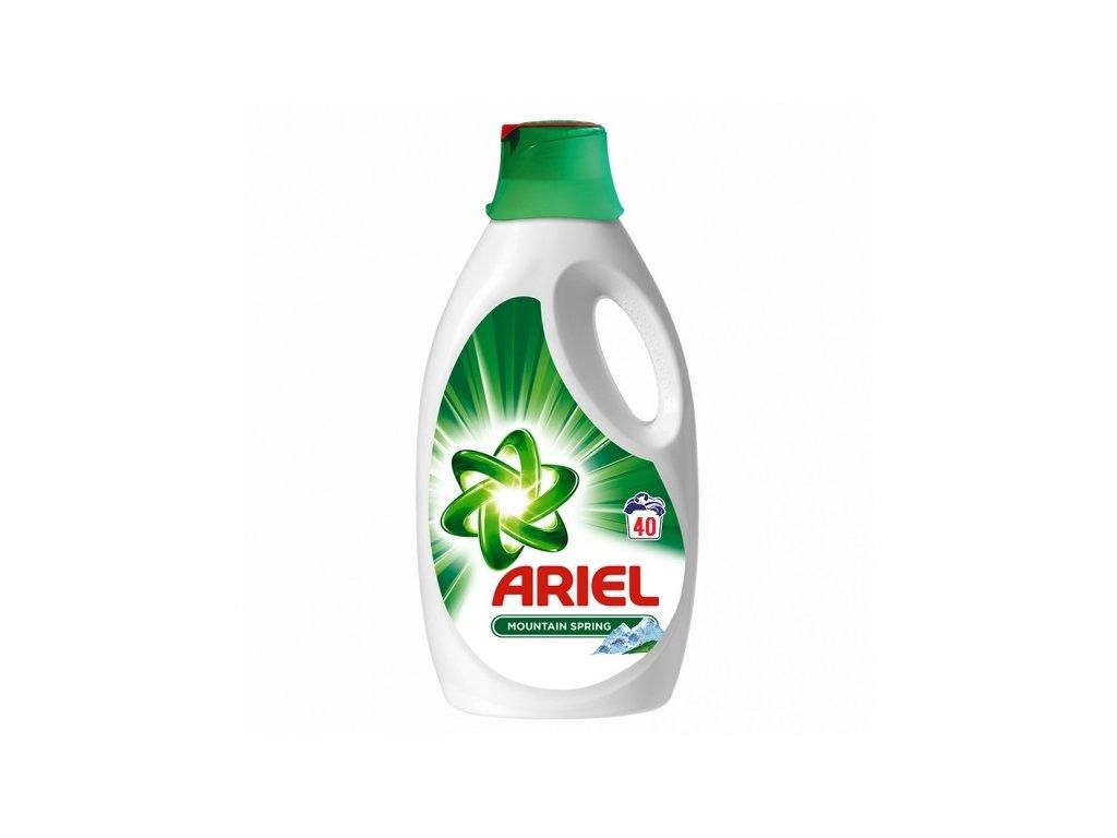 Ariel Mountain Spring gél na pranie 2,2l 40praní