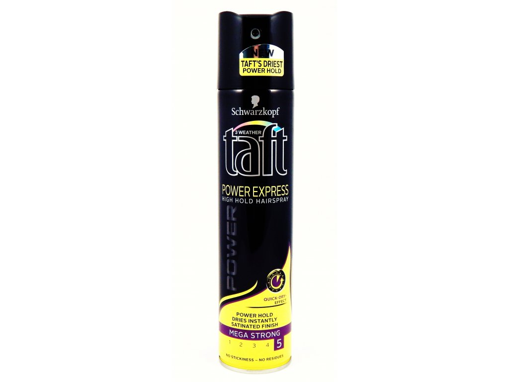 Taft Power Express lak na vlasy 250ml