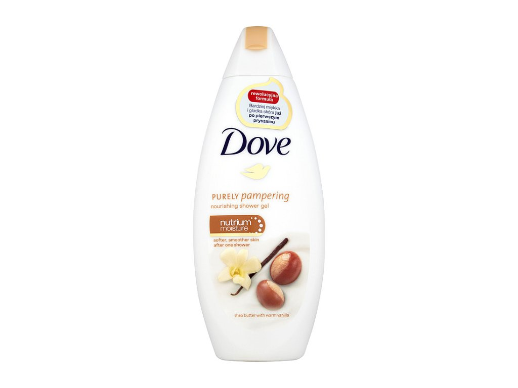 Dove Shea Butter sprchový gél 250ml